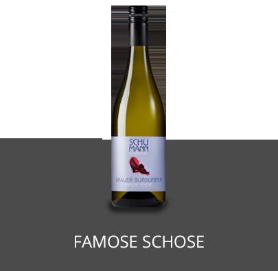 Famose Schose Wein