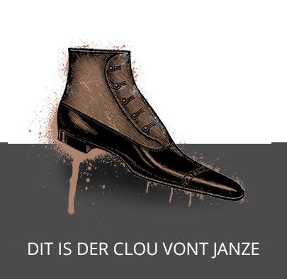 Dit is der Clou vont Janze