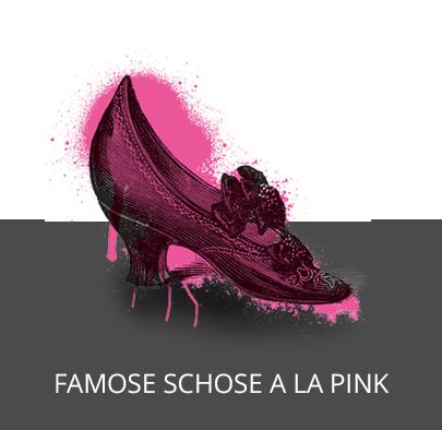 Famose Schose Schuh à la pink