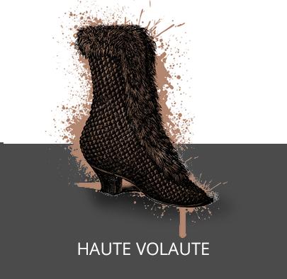 Haute Volaute Schuh