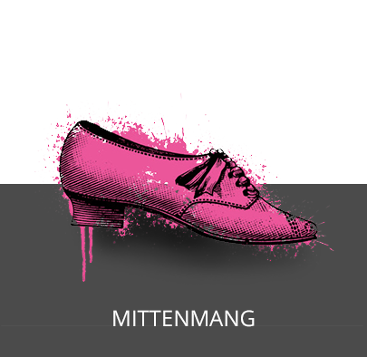 Mittenmang Schuh