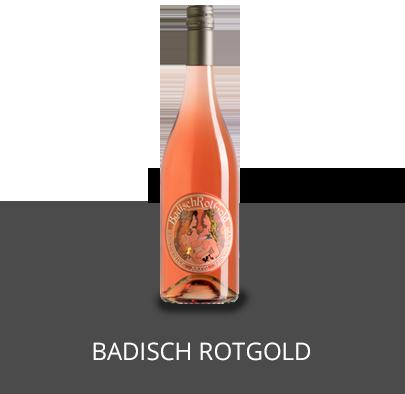 Badisch Rotgold Wein