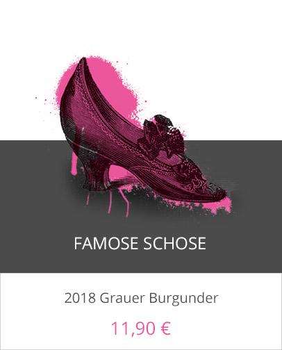 Famose Schose Schuh