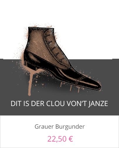 Dit is der Clou von't Janze Schuh